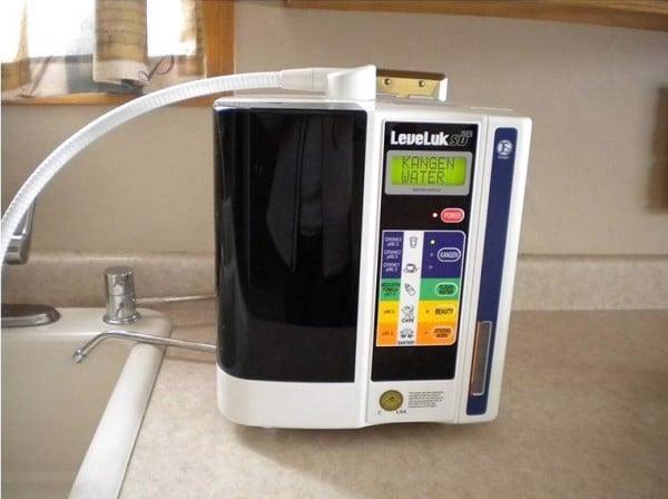 Sử dụng máy lọc nước nội địa Nhật đang là xu hướng hiện nay