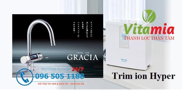Thiết kế của Trim ion Gracia và Hyper