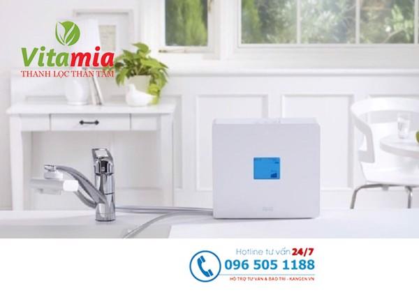 Thiết kế mẫu mã là yếu tố để đánh giá máy lọc nước