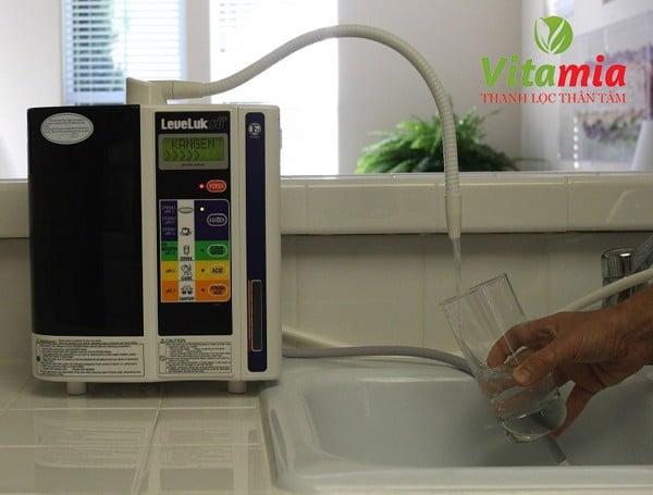 Nhu cầu tìm hiểu máy lọc nước Leveluk SD501 Platinum vs Kangen Leveluk SD501 hiện nay
