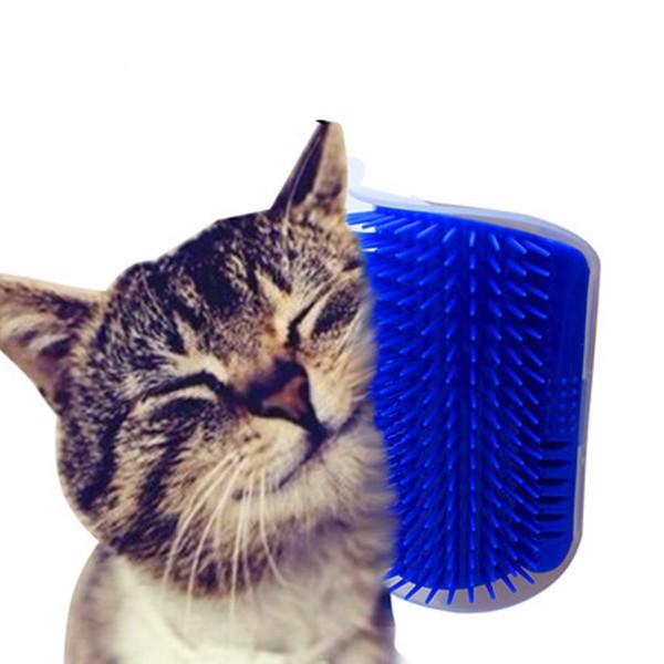 lược chải lông mèo