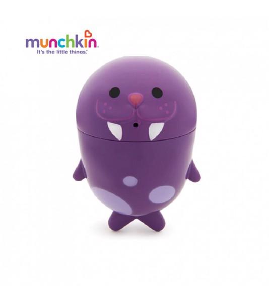 Review đồ chơi phun nước tháo lắp Munchkin (chim cánh cụt-sư tử biển)