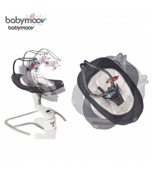 Đặc điểm cấu tạo của ghế rung đa chiều Babymoov