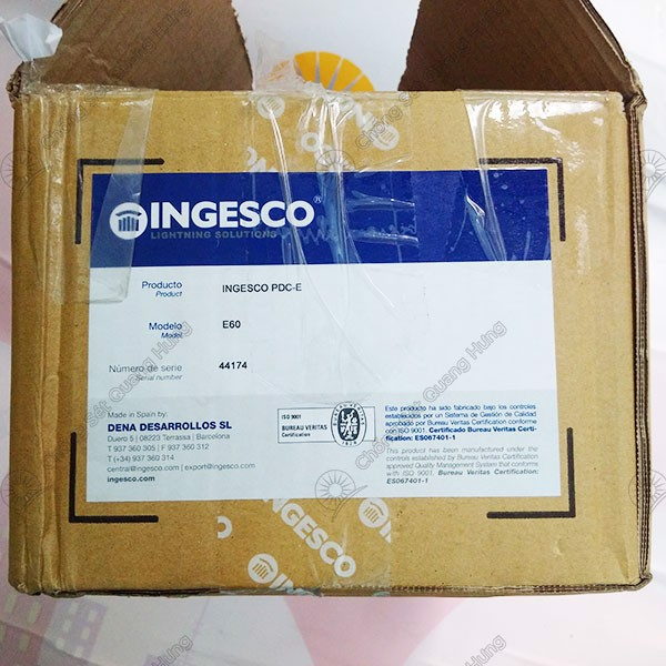 thong so tren hop kim thu set ingesco pdc e60