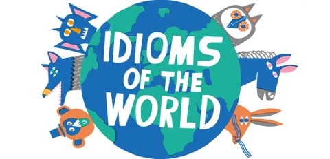[IELTS VOCAB] - 10 COMMON COLOURFUL IDIOMS