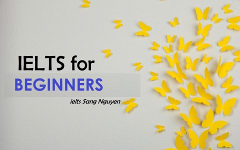 IELTS for Beginner 4 kỹ năng