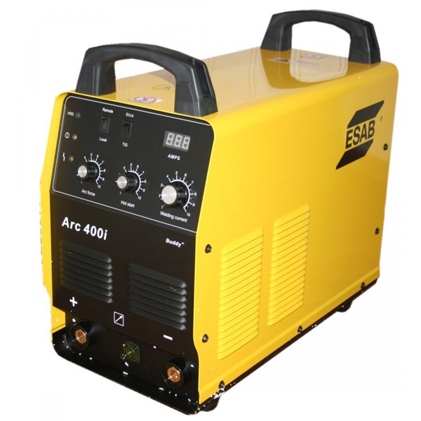 Buddy™ Arc 400i / 400i XC - Compact and Powerful Inverter MMA Welder