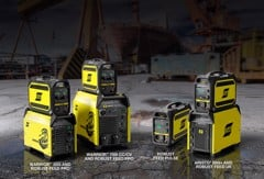 /ESAB LAUNCHES HEAVY INDUSTRIAL WELDING SYSTEMS DESIGNED FOR EXTREME DURABILITY AND PERFORMANCE/ ESAB RA MẮT CÁC HỆ THỐNG HÀN CÔNG NGHIỆP NẶNG ĐƯỢC THIẾT KẾ CHO ĐỘ BỀN VÀ HIỆU SUẤT CỰC CAO