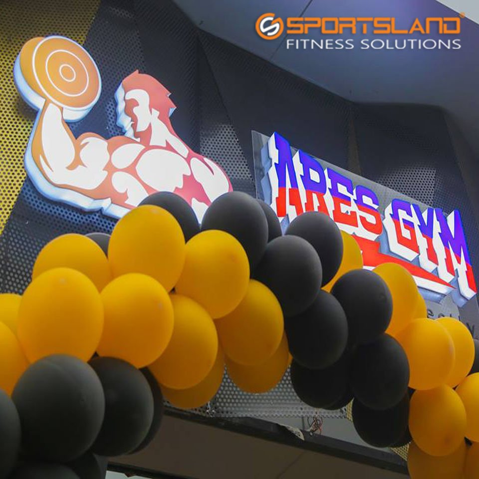 GRAND OPENING: ARES GYM TRẦN QUỐC TOẢN