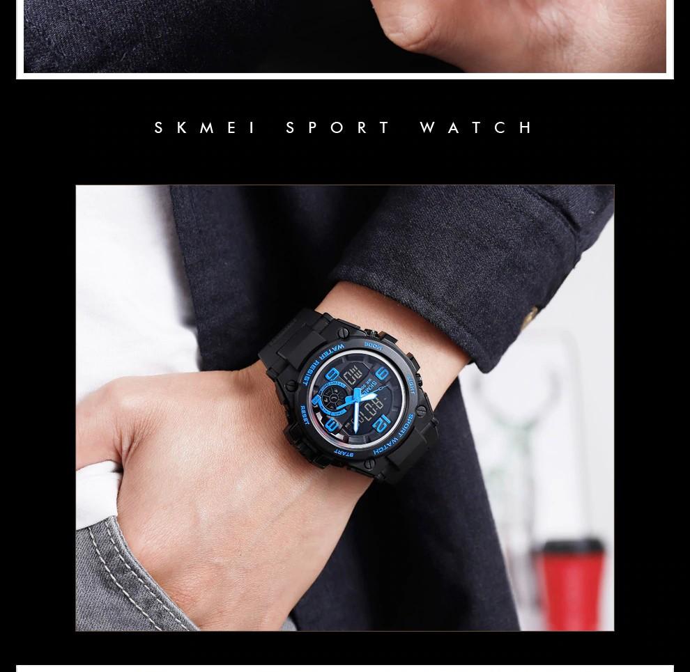 Đồng hồ thể thao nam Skmei 1517 Bluetooth