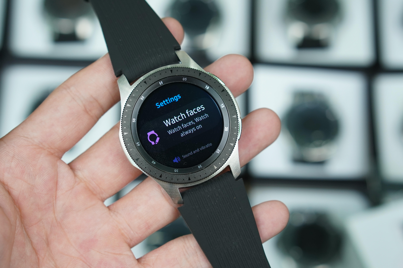 Đồng hồ thông minh Galaxy Watch 46mm