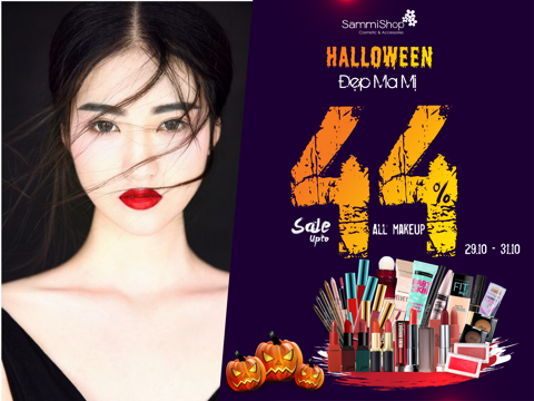 HALLOWEEN ĐẸP MA MỊ - SALE SHOCK UP TO 44%