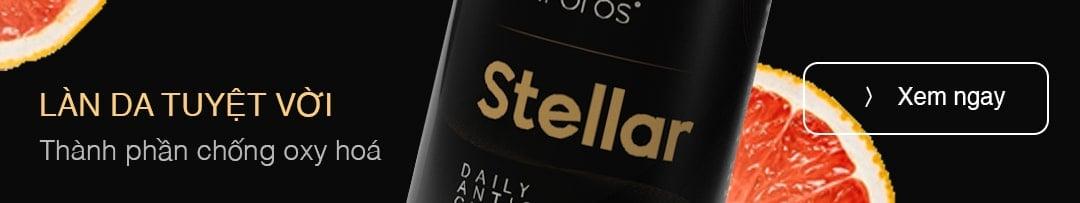 Sữa rửa mặt Stellar