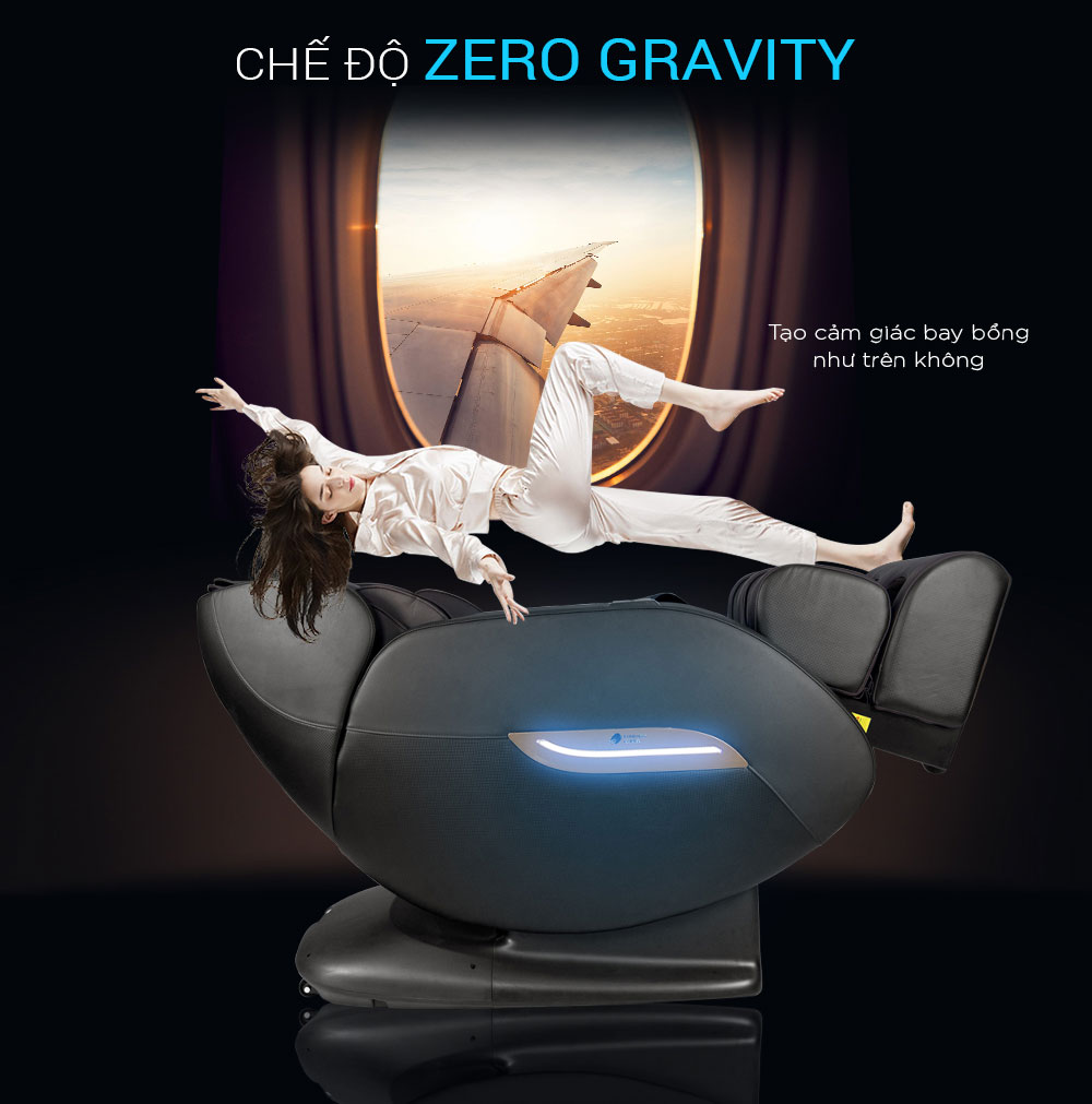 Ghế Massage 4D Night Sky Buheung MK-7600