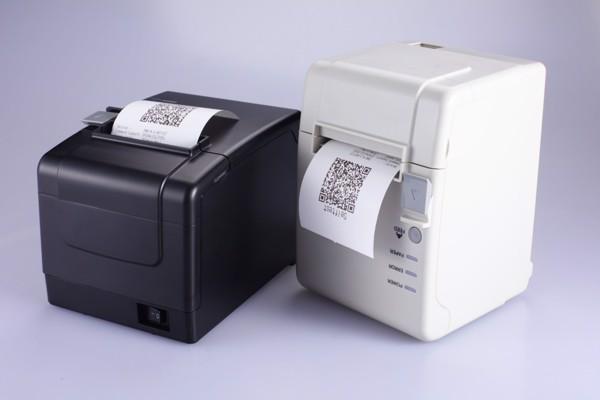 máy in hóa đơn apos a200