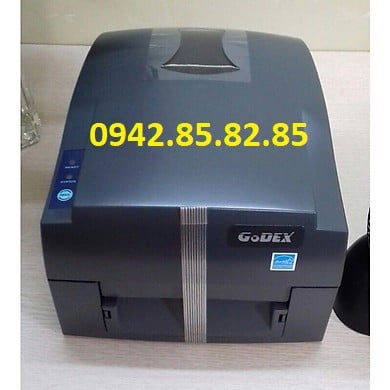 may in mã vạch godex g500 203dpi