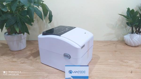 Máy in tem mã vạch Xprinter XP-420B (USB,LAN)