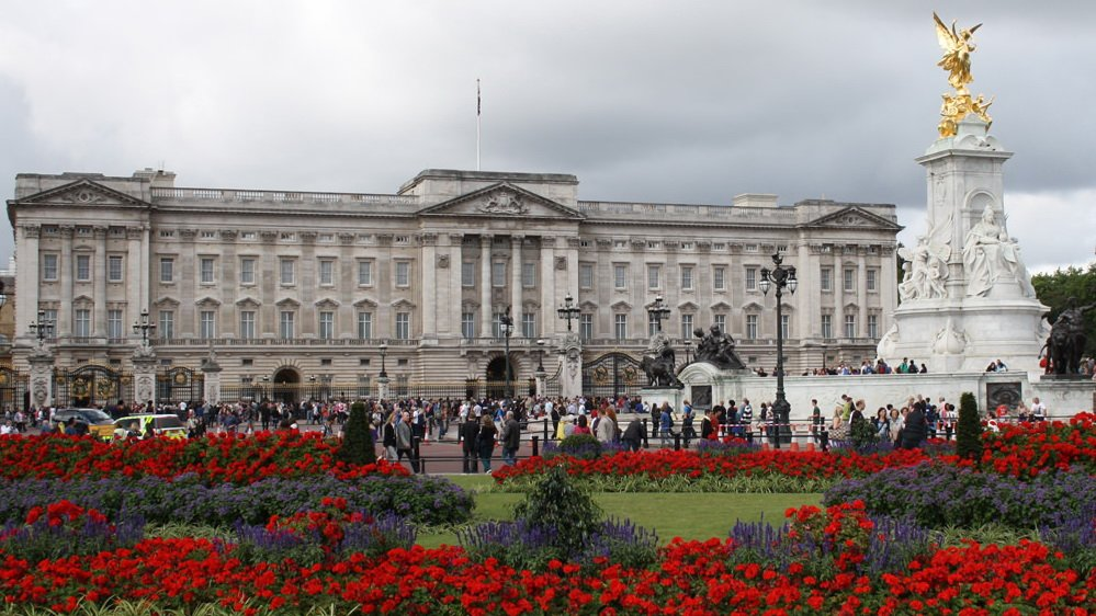 Buckingham Palace, Anh