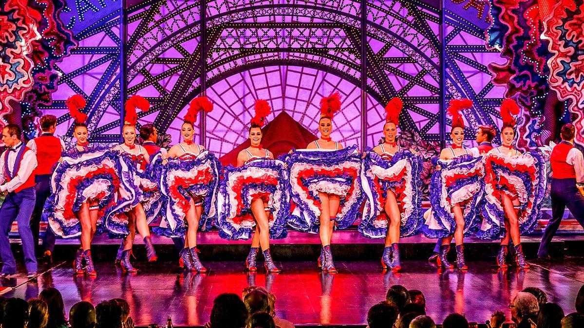 Show Moulin Paris