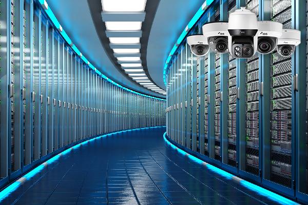 Camera IDIS tại trung tâm dữ liệu