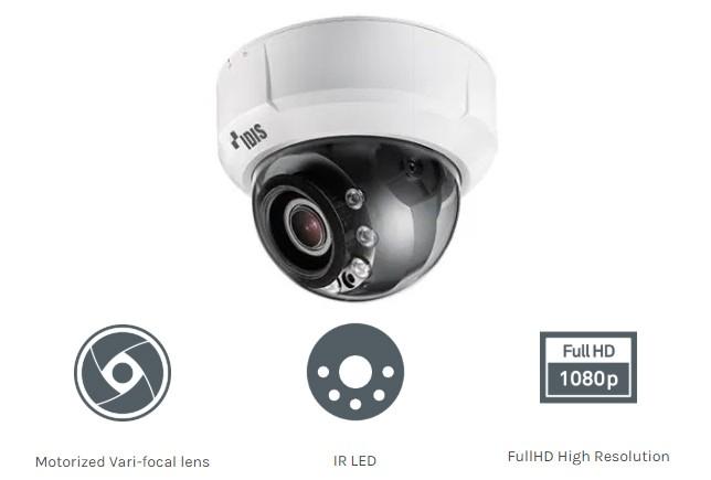 Đặc điểm về tính năng của camera giám sát Idis DC-D3233RX-N