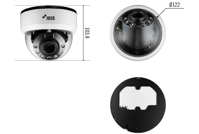 Camera quan sát Idis DC-D4533RX