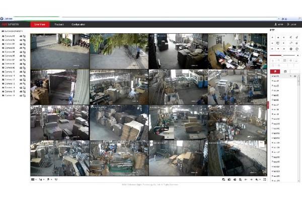 Nên dùng loại camera nào khi lắp đặt camera giám sát cho nhà xưởng?