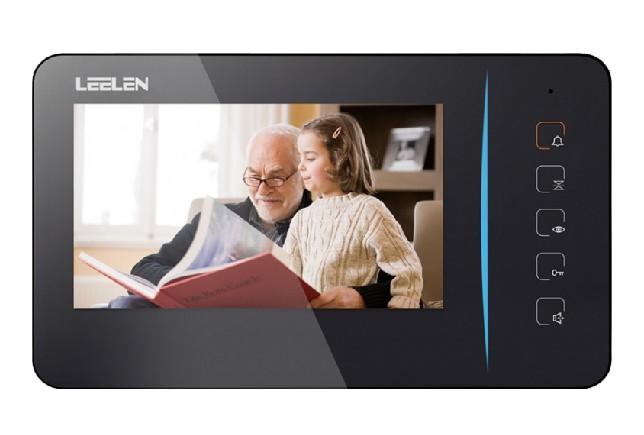 Thiết kế của màn hình Doorphone EH-IS-V32-EN1