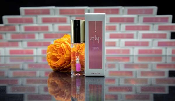 ZNSP essential lip care oil - Son kích màu sau khi phun môi