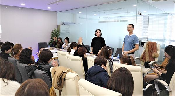 Với hơn 20 phiếu bầu, Giám đốc điều hành Z-Ton International Vina – Ông Trần Tăng Hải đã dành được sự tín nhiệm của toàn thể hội viên, trở thành Chủ tịch Chi hội Spa thẩm mỹ Hải Phòng.
