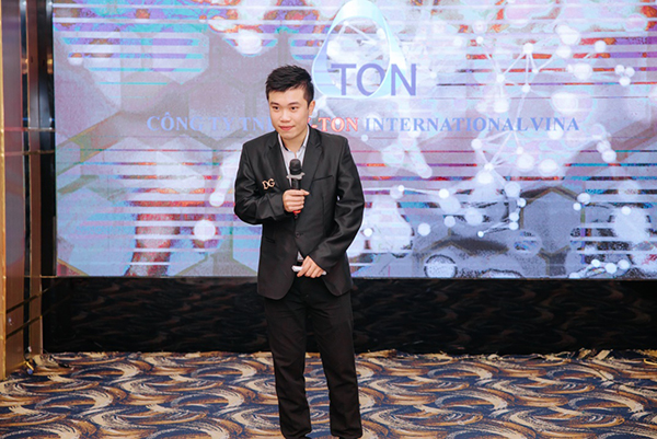 Ông Ngô Tiến Hiệp – Trưởng phòng Kinh doanh I Công ty Z-TON International Vina.