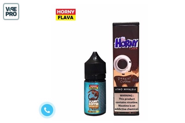 Peanut-Coffee-Cafe-Dau-Phong-Horny-Flava-Salt-30ml