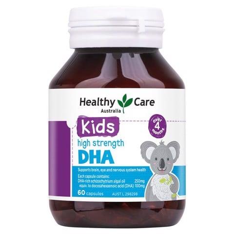 dha kids healthy care