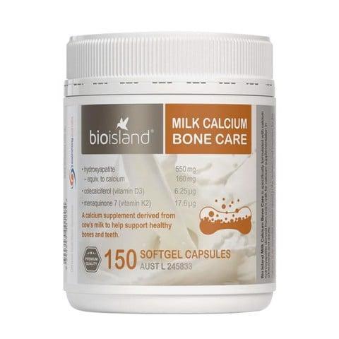 Milk Calcium Bone Care