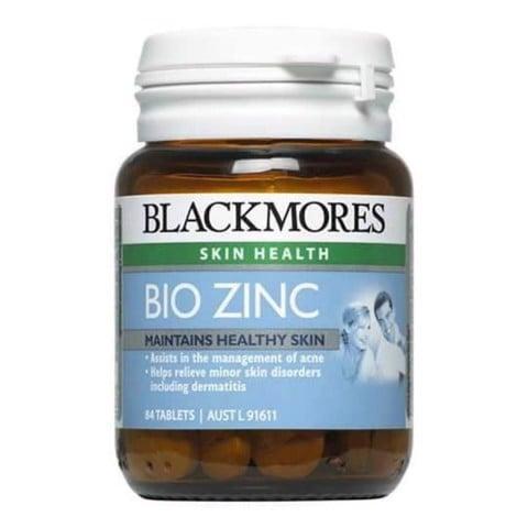 Blackmores Bio ZinC mẫu cũ