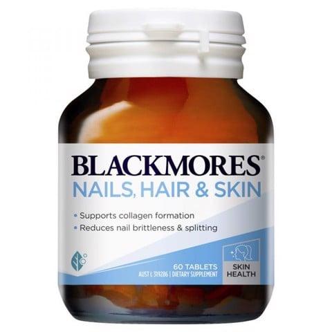 Blackmores Nails, Hair & Skin – Lựa chọn số 1 cho việc chăm sóc móng, tóc và da