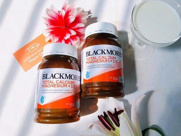 Canxi Magie Blackmores Total Calcium & Magnesium