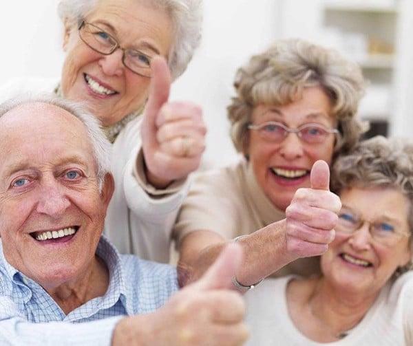 Hỗ trợ thị lực cho người cao tuổi