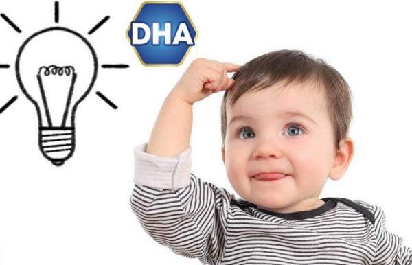 Cách uống DHA cho trẻ