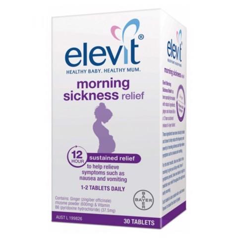 Elevit Morning Sickness MẪU CŨ
