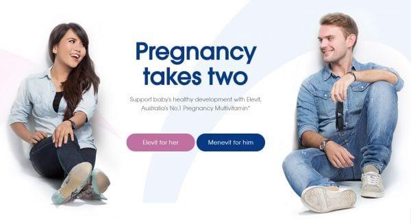 Để có con và mang thai khỏe mạnh cần sự cố gắng và kết hợp của cả bố và mẹ