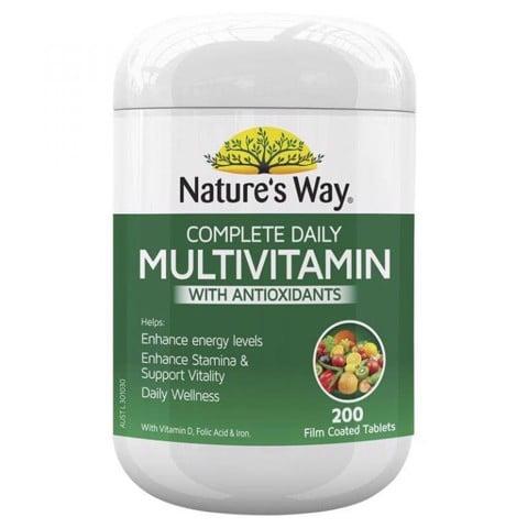 Vitamin tổng hợp của Úc Nature's Way
