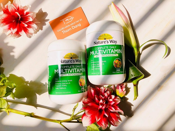 Natures Way Complete Daily Multivitamin 200 viên