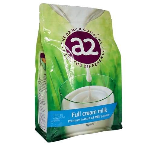 Sữa A2 Nguyên kem Full Cream Milk nguồn dinh dưỡng cao cấp giàu năng lượng thơm ngon, bổ dưỡng và nguyên chất cho cả gia đình.