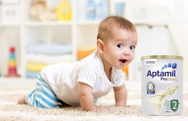Đặc điểm của sữa aptamil số 2