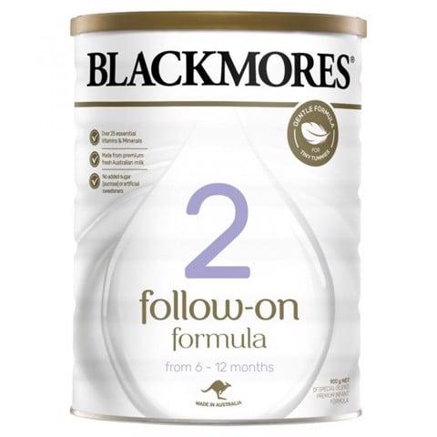 Sữa Blackmores số 2 Follow on Formula – sản phẩm sữa đến từ Úc