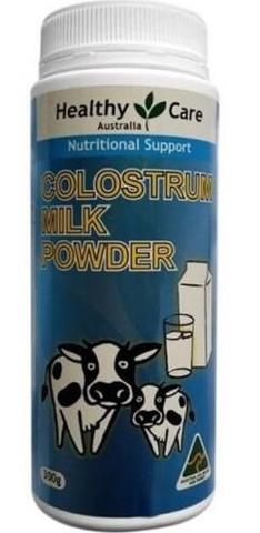 Sữa bò non Healthy Care mẫu cũ