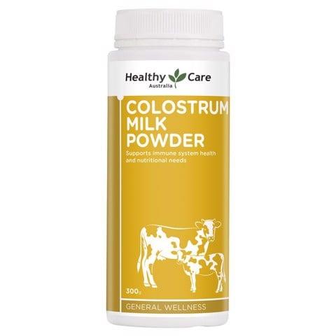 Sữa bò non Healthy Care mẫu mới