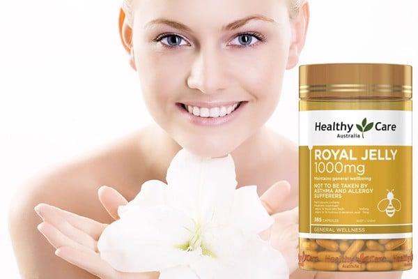 Hỗ trợ tăng cường sức khỏe, dưỡng da