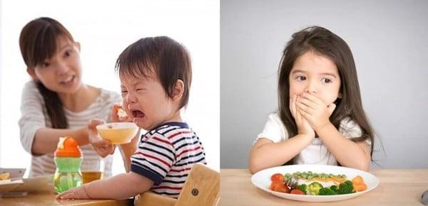 Cha mẹ cần kiên nhẫn và nỗ lực để khắc phụ biếng ăn cho trẻ